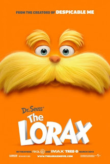 Lorax: el busca de la trúfula perdida
