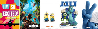 películas para 2013