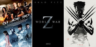 estrenos de cine de 2013