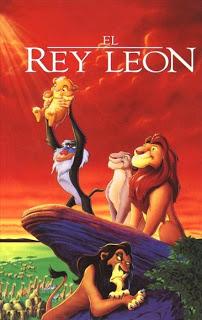 rey leon disney