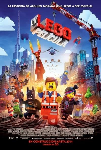 película LEGO