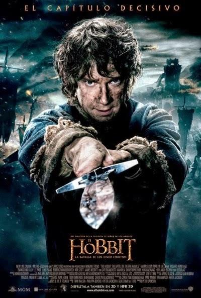 El Hobbit-La batalla de los cinco ejércitos
