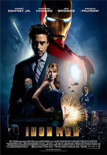 Iron Man 1 película