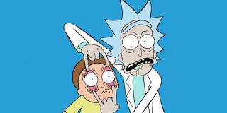 rick y morty animacion adultos
