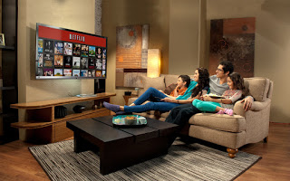 netflix para la televisión de casa