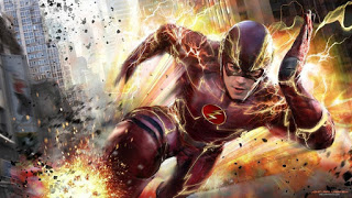 la serie the flash antena 3