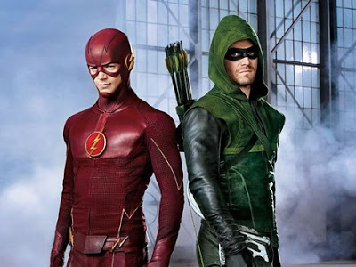 the flash y arrow