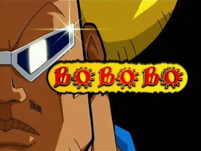 Bobobo,el liberta cabelleras