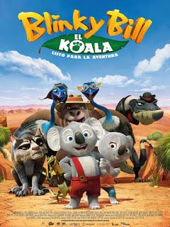 Blinky Bill, el koala