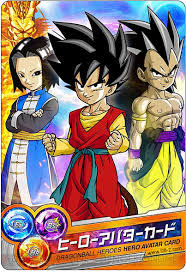 Carta Dragon Ball Heroes