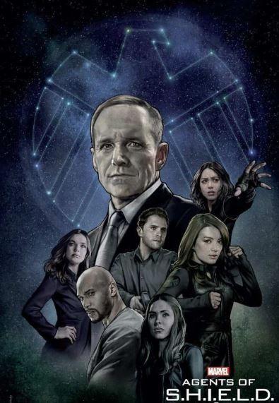 Agentes Shield
