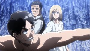 Eren e Historia